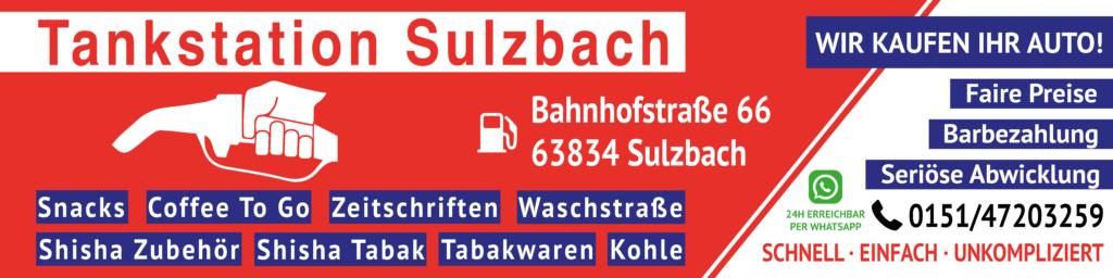 Tankstation Sulzbach